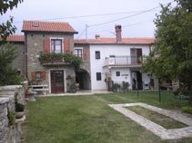 Adaptation of old Istrian house